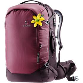Deuter Aviant Access 38 SL Mochila de Viaje Mujer, rosa/violeta